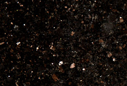 BLACK GALAXY granite - Long Island